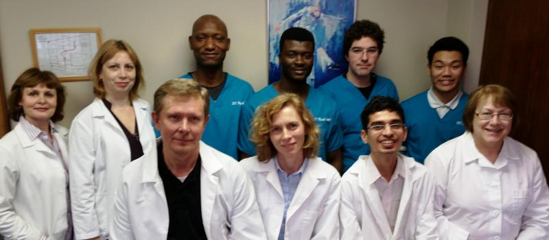 Some of our Staff